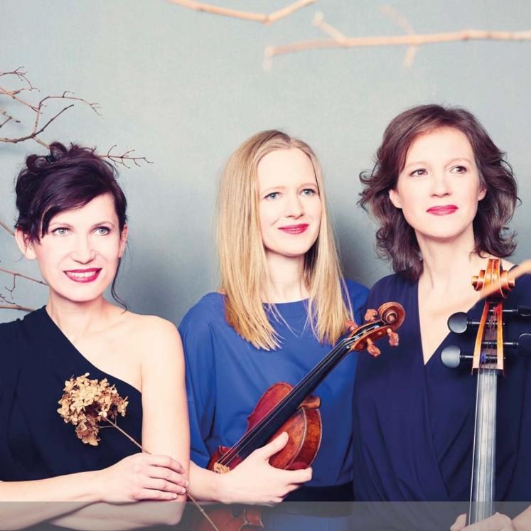 Boulanger Trio © Steven Haberland