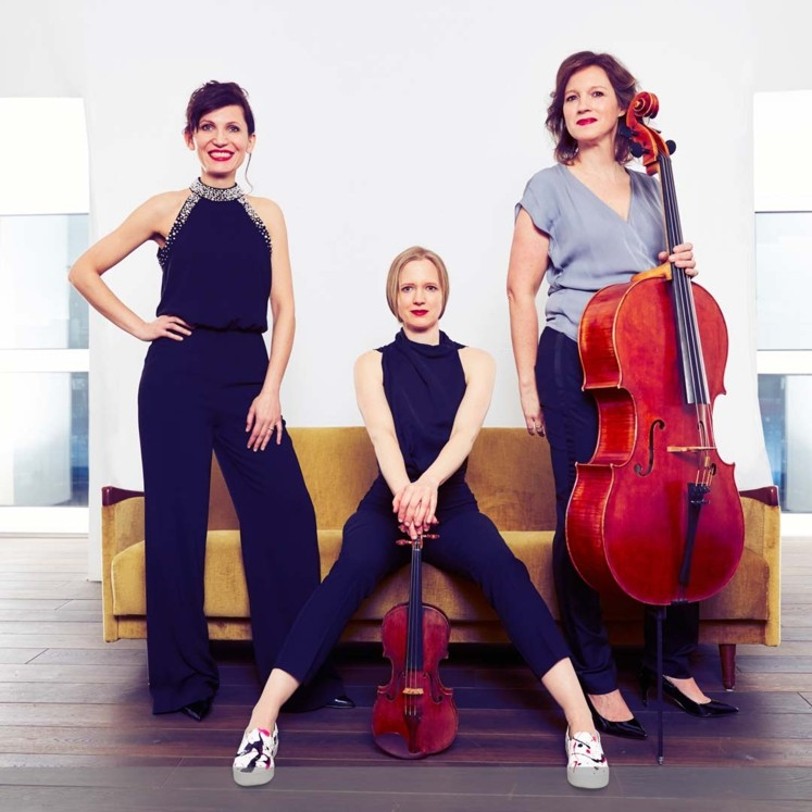 Boulanger Trio  © F. Haloubek