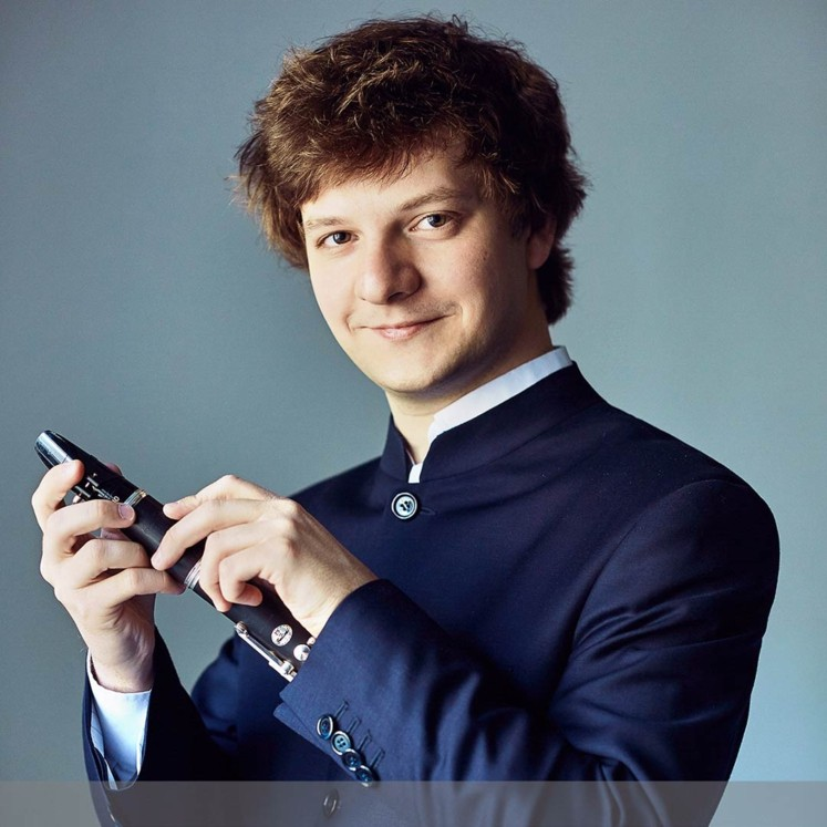 Nikita Lutikov © Haus der Musik St. Petersburg