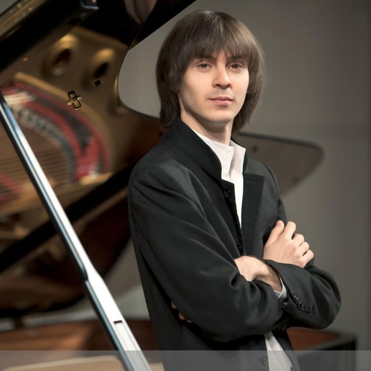 Philipp Kopachevskij © Haus der Musik St. Petersburg