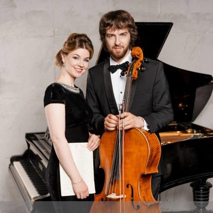 Anna Odinzova & Aleksander Ramm © Haus der Musik St. Petersburg