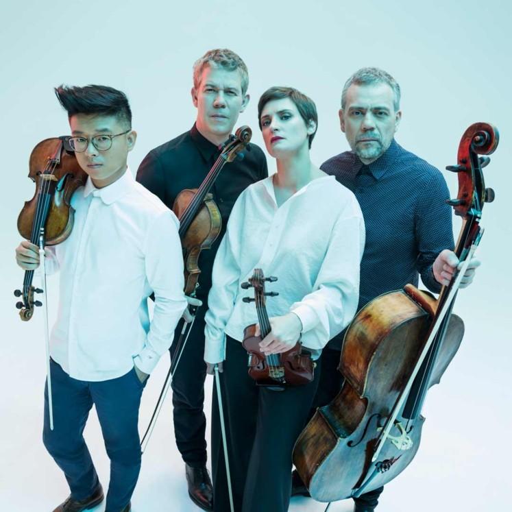 Quatuor Diotima © François Rousseau
