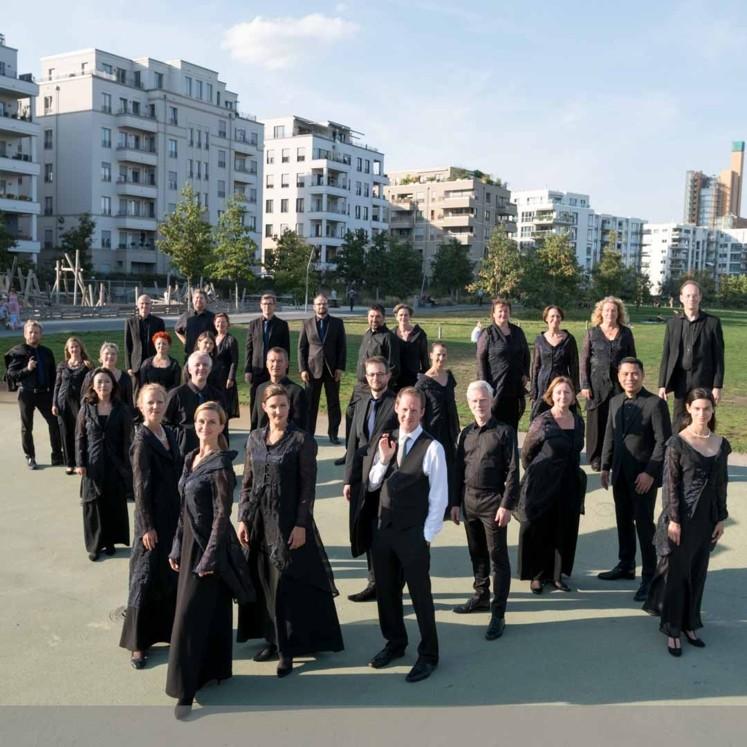 RIAS Kammerchor Berlin © Matthias Heyde