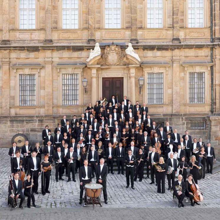 Bamberger Symphoniker © Andreas Herzau