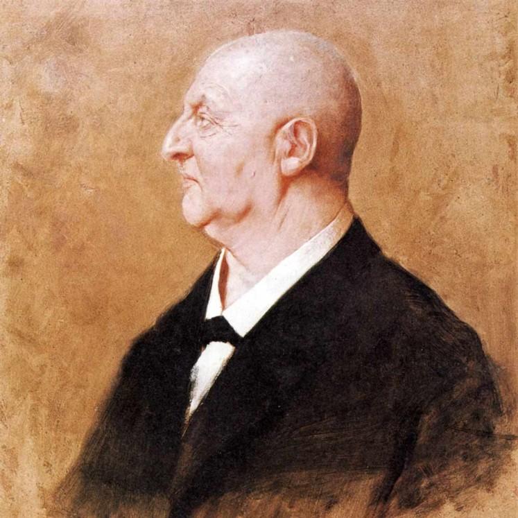 Anton Bruckner 1885