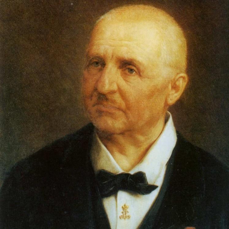 Anton Bruckner 1893 - Josef-Büche © privat