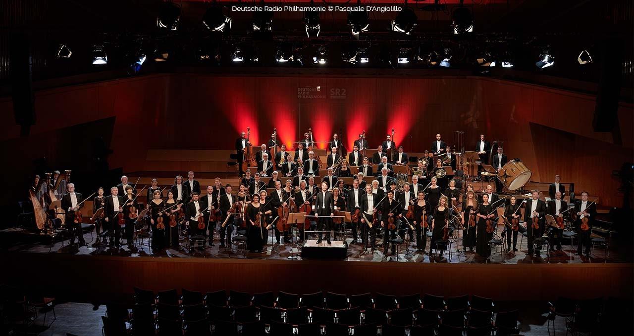 Deutsche Radio Philharmonie © Pasquale D'Angiolillo